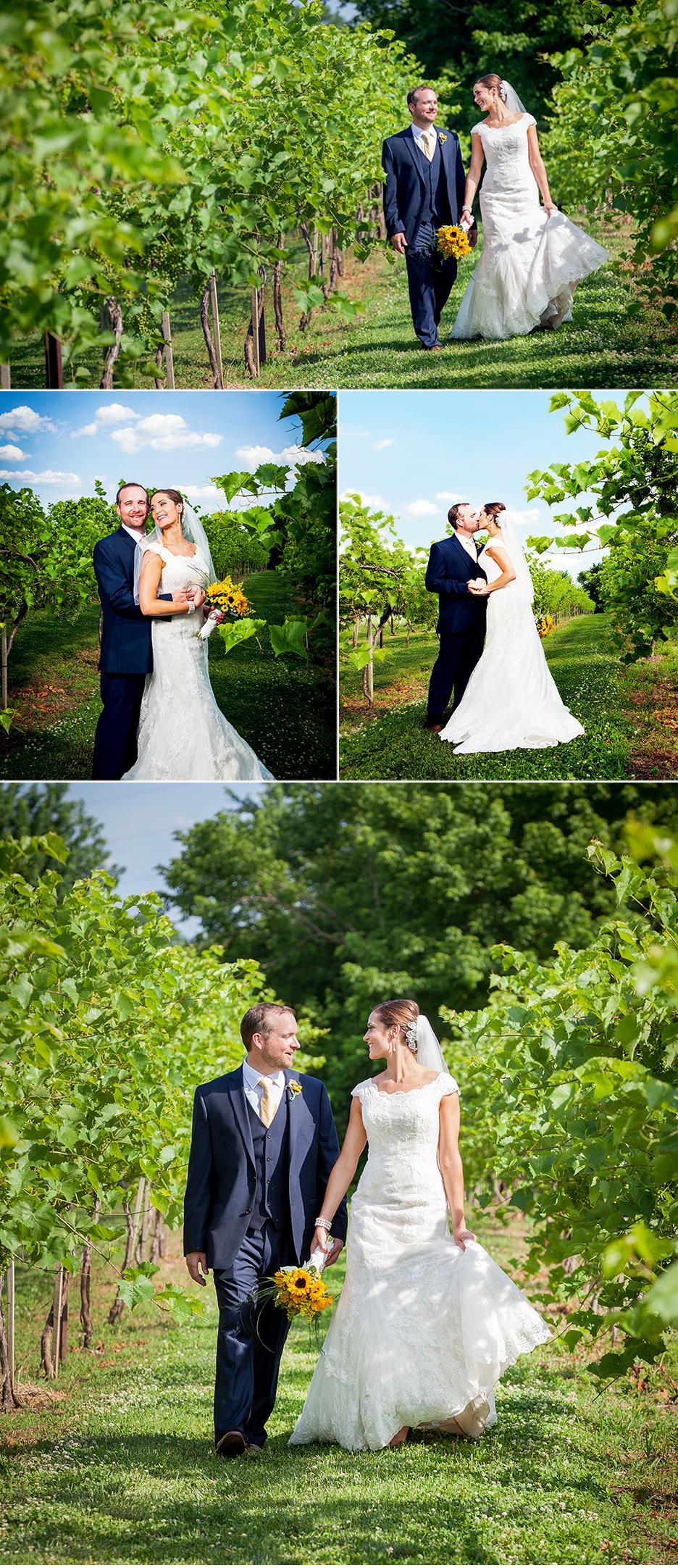Ozan winery wedding